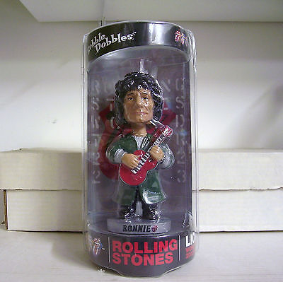Ronnie Ron Wood Rolling Stones Licks World Tour Bobble Bobblehead 2002/03 PROMO