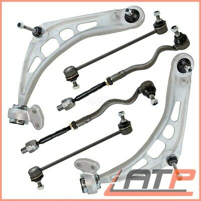 Wishbone Suspension Arms Set + Links Bmw 3 Series E46 Z4 E85 Front Axle New