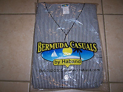 Bermuda Casuals by Haband 2 piece Set Size L