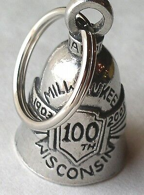 HARLEY DAVIDSON 100TH ANNIVERSARY GUARDIAN BELL  NEW