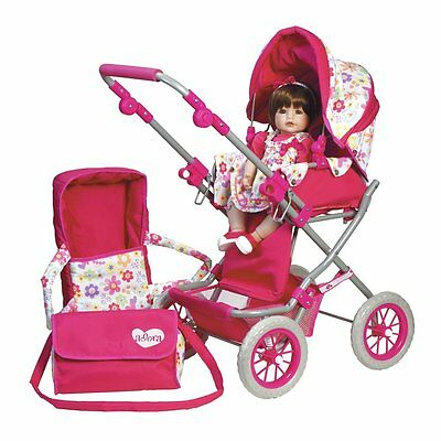Adora Deluxe Stroller with Accessoires NRFB Ages 3+