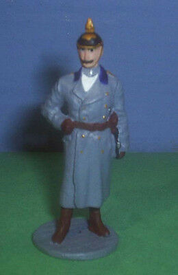 TOY SOLDIERS tin WORLD WAR 1 GERMANY GERMAN OFFICER 54MM