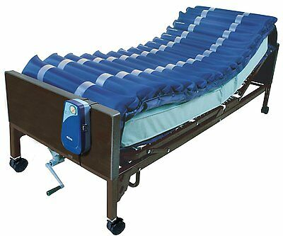 Drive Medical 5 Med Aire Low Air Loss Mattress Overlay System with APP 14025N