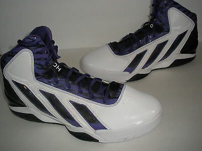 wholesale dealer 60896 1afaa ADIDAS Adipower HOWARD DWIGHT 3 BASKETBALL SHOES US 17 EUR 52 RARE HOT