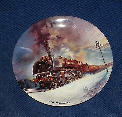 Great Steam Trains Collection - The Royal Scot - Davenport Pottery Co Limited