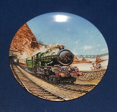 Great Steam Trains Collection - Cornish Riviera - Davenport Pottery Co Limited