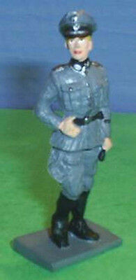 TOY SOLDIERS tin WORLD WAR 2 GERMANY WWII GERMAN GENERAL 54MM