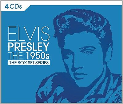 Elvis Presley - The Box Set Series 4 Cd Neu