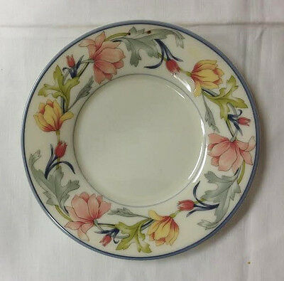 """Gorham """"ashley"""" Tea Saucer  5 3/4"""" Town & Country Collection Fine China U.s.a."""