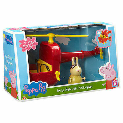 Peppa Pig Miss Rabbits Helipcopter