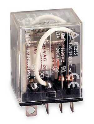 OMRON LY2-AC110/120 Relay, 8Pin, DPDT, 10A, 120VAC