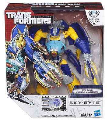 Transformers Generations Voyager 30Th Anniversary Predocon Sky-Byte #7