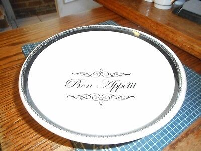 NEW MINT ROYAL STAFFORD Bon Appetit Cereal Soup or Salad Bowls Made in England
