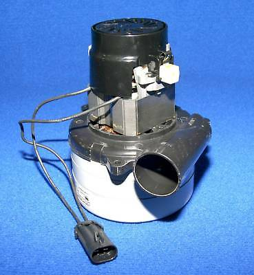 Tennant 24v 3 Stage Vacuum Motor 130477AM  Scrubber 5500 Series 2601