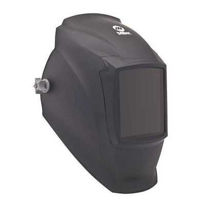 MILLER ELECTRIC 238 497 Welding Helmet, Shade 8 to 12, Black