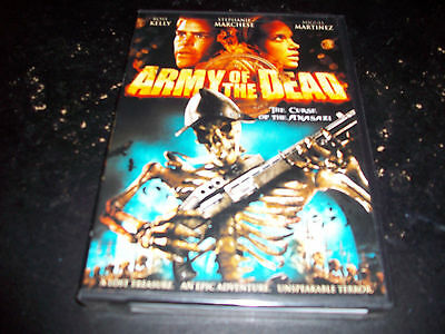 ARMY OF THE DEAD!!!! BRAND NEW & FACTORY SEALED!!!