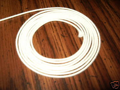 OIL LAMP WICK-ATKINS & PEARCE #163013-LG-COTTON 14 FT.