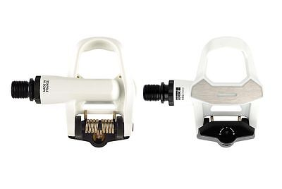 Look KEO 2 MAX - Clipless Road Bike Pedals - White