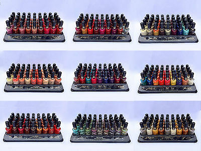 100 nail varnish WHOLESALE MAKEUP JOB LOT POLISH brandNEW  mixed brands colours