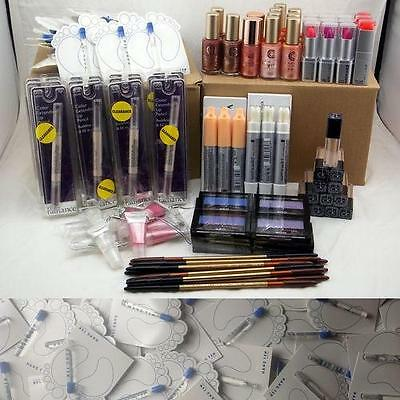 300 WHOLESALE makeup joblot cosmetics clearance perfume vials maybelline bari +