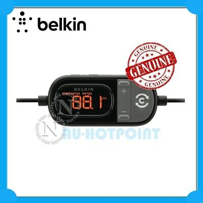 Belkin TuneCast Auto Live w/ GPS-Assisted App for Apple iPhone/iPod P/N:F8Z498au