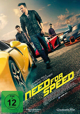 DVD * NEED FOR SPEED  # NEU OVP =