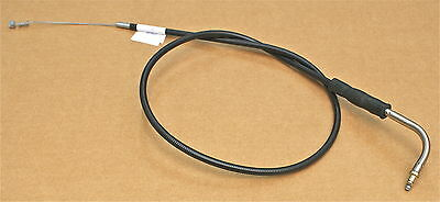 Harley Original Gaszug Softail Dyna Touring Sportster Throttle Idle Cable Ab 96
