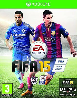Fifa 15 (Xbox One) Brand New Sealed Pal