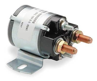WHITE-RODGERS 124-105111 DC Power Solenoid,12V,100A