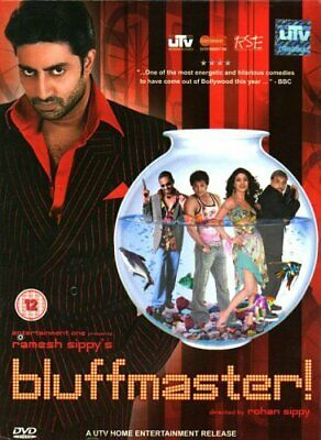 Bluffmaster [DVD] DVD Value Guaranteed from eBay's biggest seller!