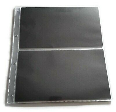 Kestrel First Day Cover Album Sleeves / Spare Pages