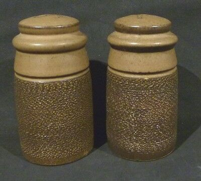 Denby Cotswold LARGE SALT & PEPPER SHAKERS