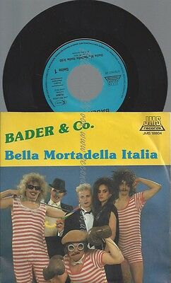 "7""Bader & Co--Bella Mortadella Italia"