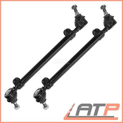 2X Steering Track Rod +Tie Rod End Mercedes Benz Coupe W111 Fintail W110