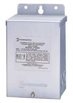 INTERMATIC PX300S Transformer, 1 Phase, 300VA, 12V Out