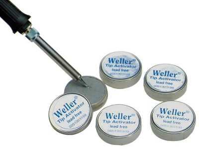 WELLER T0051303199 Tinner and Activator, Lead Free Tip