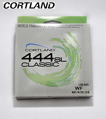 Cortland NEW 444 SL Floater Fly Fishing Line