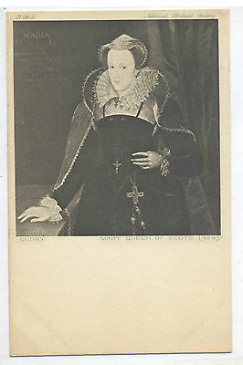 Postal Militar Mary Queen Of Scots