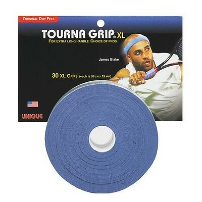 Tourna Grip Overgrip XL 30 Pack- TENNIS OVERGRIPS- BRAND NEW!