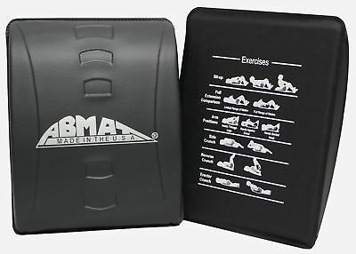 AbMat Ab Mat PRO Abdominal / Core Trainer for CrossFit, MMA, Sit-ups (NO DVD)