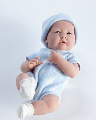 "New in Box ~ Berenguer La Newborn ~ Real Boy ~ 15 "" Blue Star ~ Made in Spain"