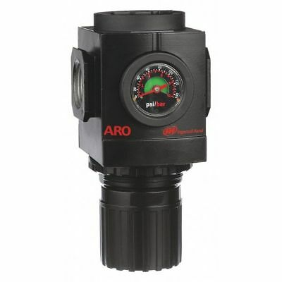 ARO R37461-600 Air Regulator, 1 In. NPT, 290 cfm, 250 psi