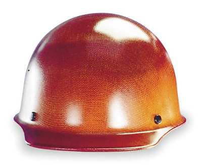 MSA 475395 Hard Hat, FrtBrim, NonSlotted, Rtcht, Tan