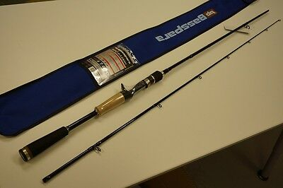 Major Craft BASSPARA 2 piece rod #BPC-632MH