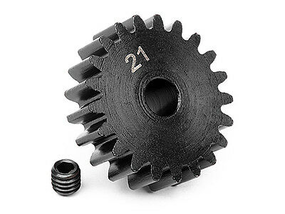 Hpi Racing Trophy Truggy Flux 100920 Pinion Gear 21 Tooth (1M) -Genuine New Part