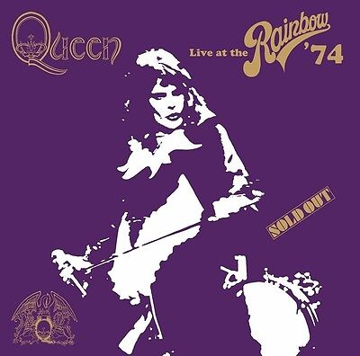 Live At The rainbow '74 - Queen 2 CD Set Sealed ! New ! 2014