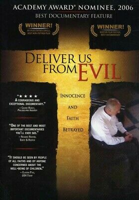 Deliver Us From Evil (DVD, 2007) NOT RATED  ,Catholic Priest O'Grady, Pedophile