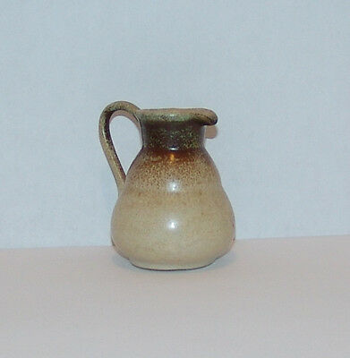 Vintage Royal Gouda Holland Miniature Jug Pitcher