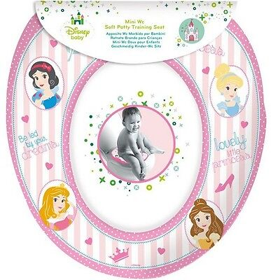 Disney Princess Mini WC Soft Potty Training Seat