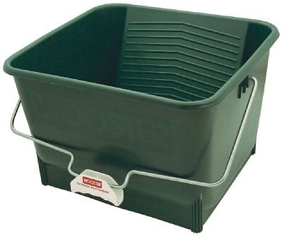WOOSTER 8616 Paint Bucket,4 gal.,Polypropylene